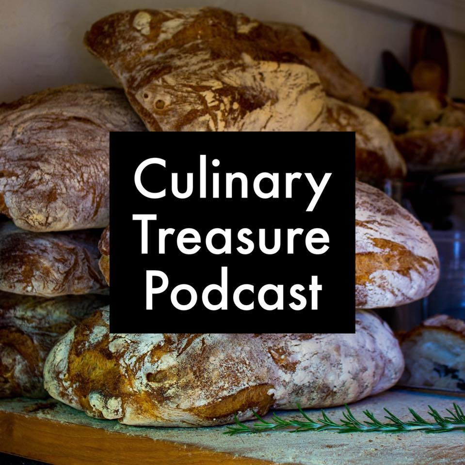 The Culinary Treasure Podcast