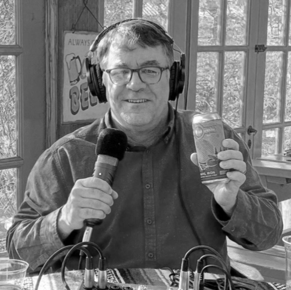 Andre Meunier Oregonian Craft Beer Writer – Craft Beer Podcast Episode 117 by Steven Shomler