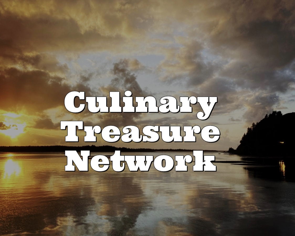 The Culinary Treasure Network