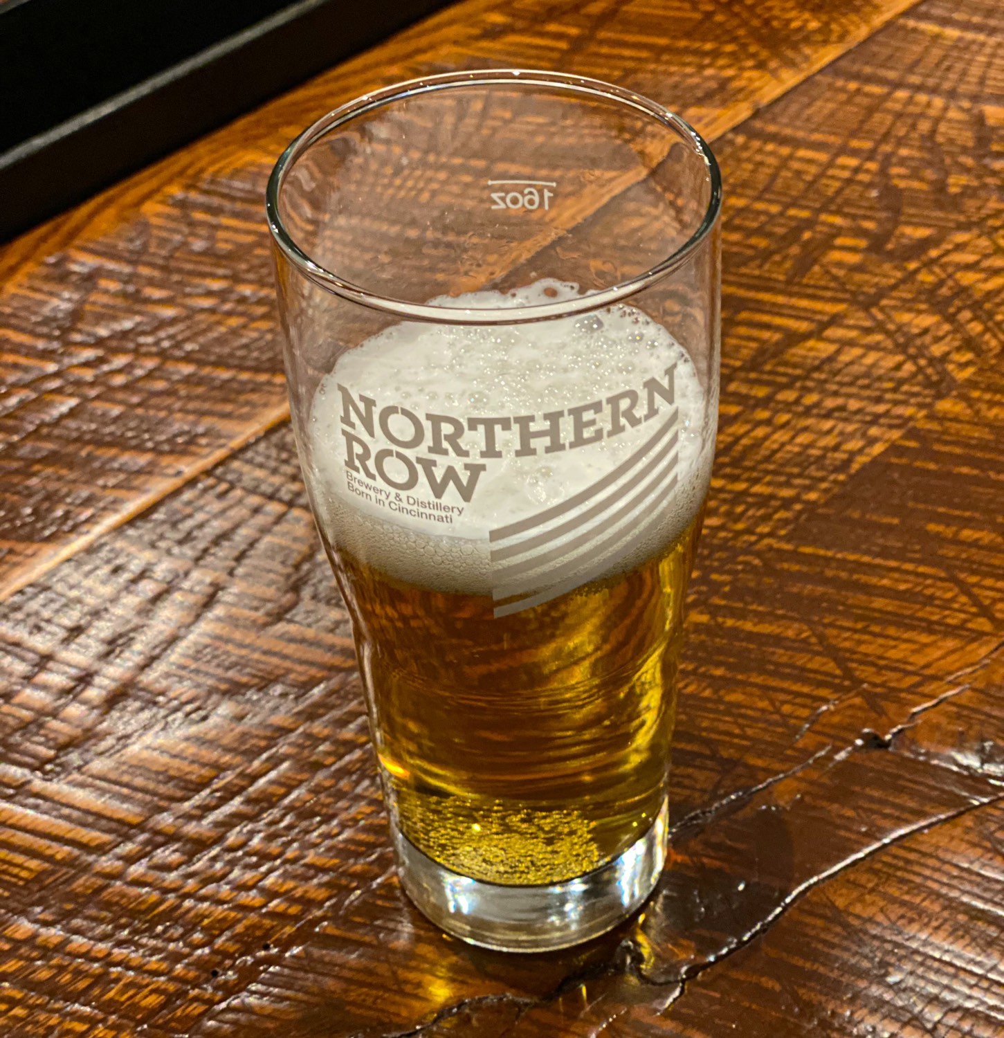 Greg Larsen Head Brewer Northern Row Brewery – Craft Beer Podcast Episode 119 by Steven Shomler