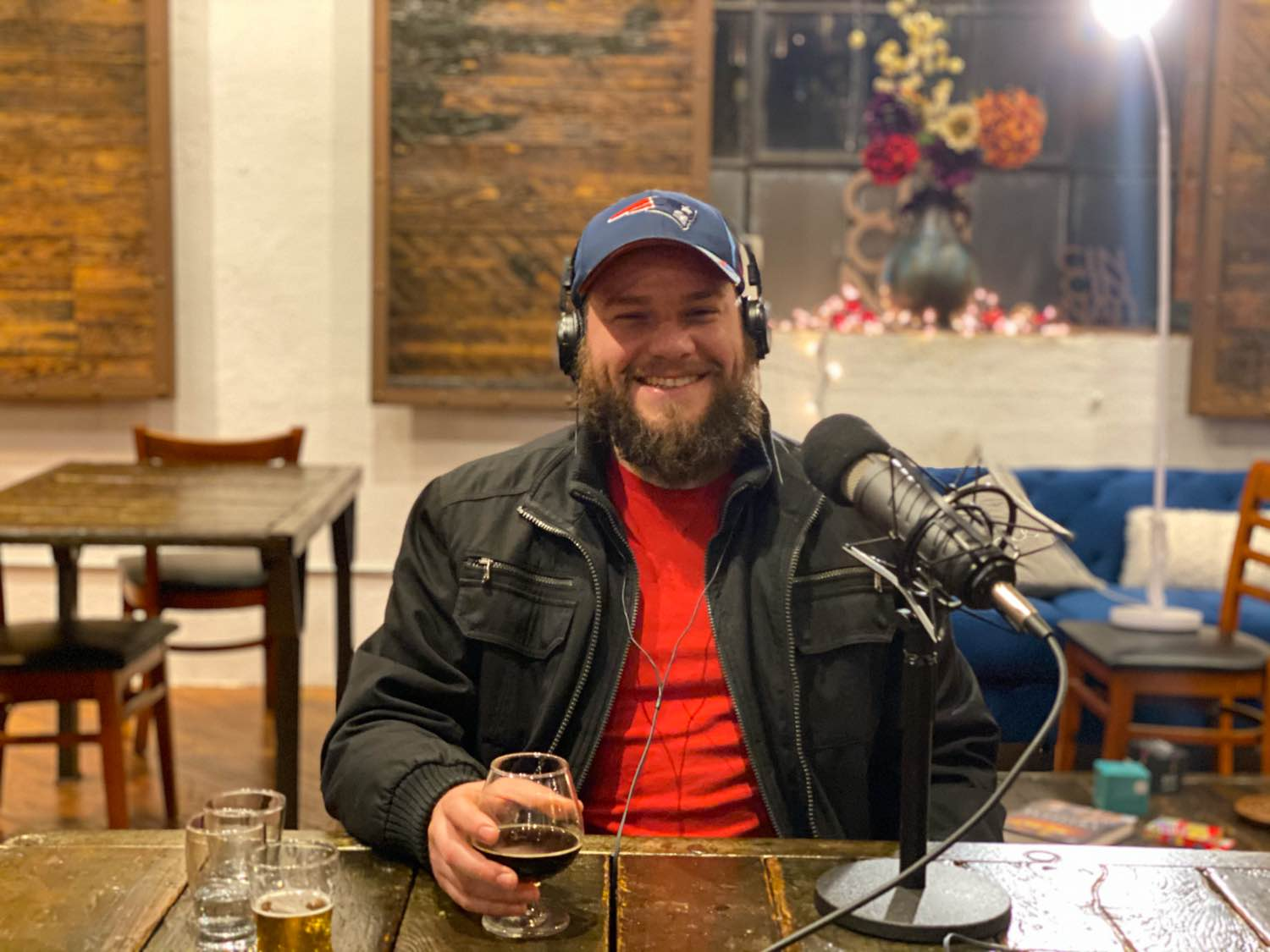 Josh Quattlebaum Brewer and Head Distiller Northern Row Brewery & Distillery – Craft Beer Podcast Episode 120 by Steven Shomler