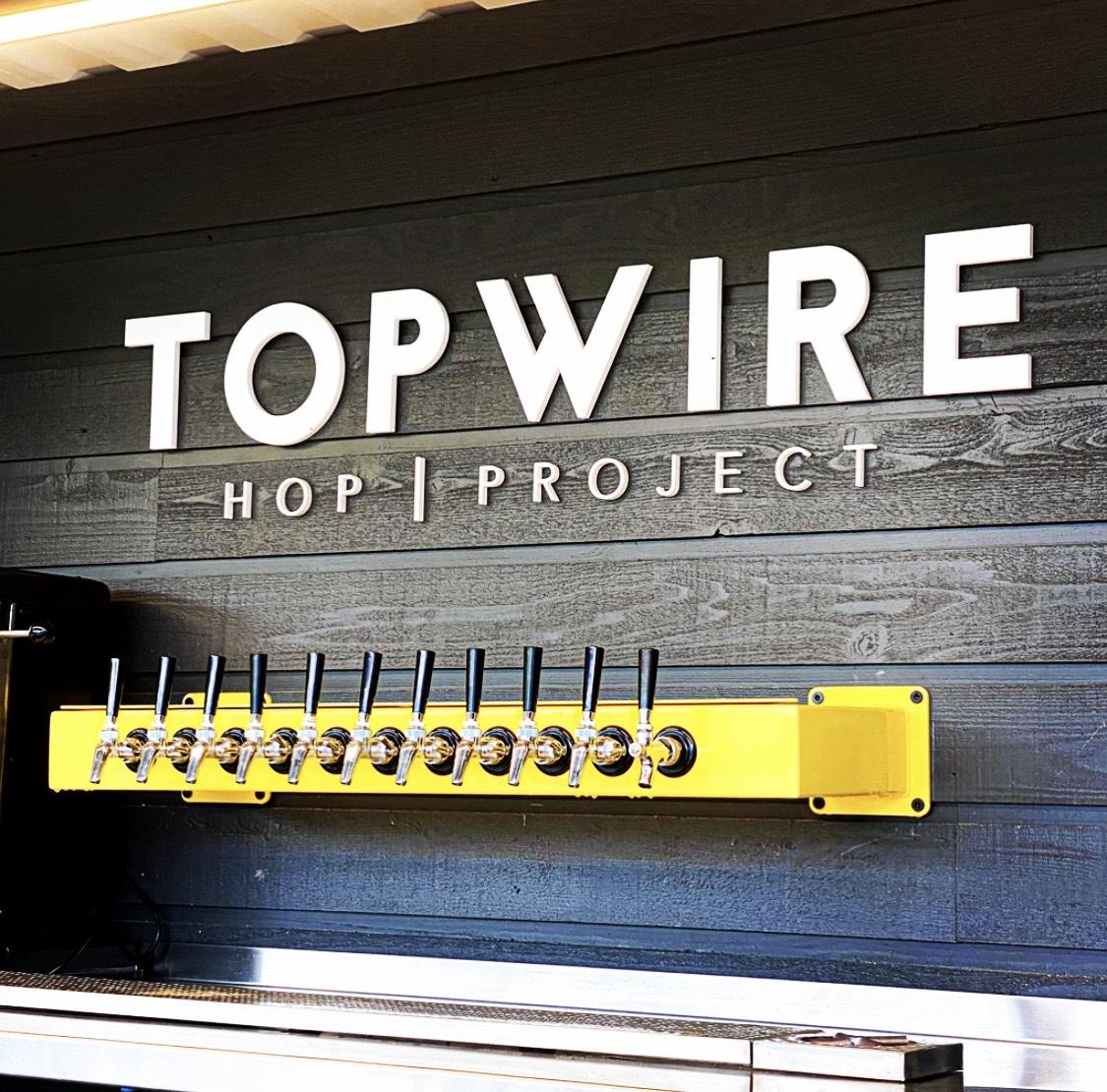 Jenna Steward TopWire Hop Project / Crosby Hops – Craft Beer Podcast Episode 121 by Steven Shomler