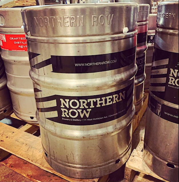 Brenden Douglass Northern Row Brewery – Craft Beer Podcast Episode 122 by Steven Shomler