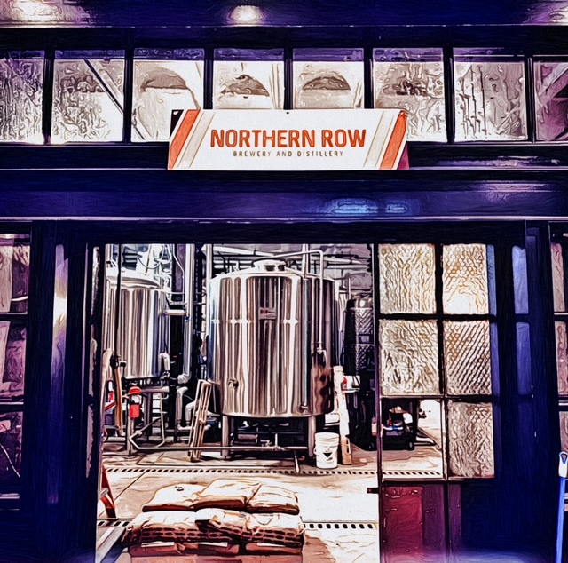 Brenden Douglass Northern Row Brewery – Craft Beer Podcast Episode 122
