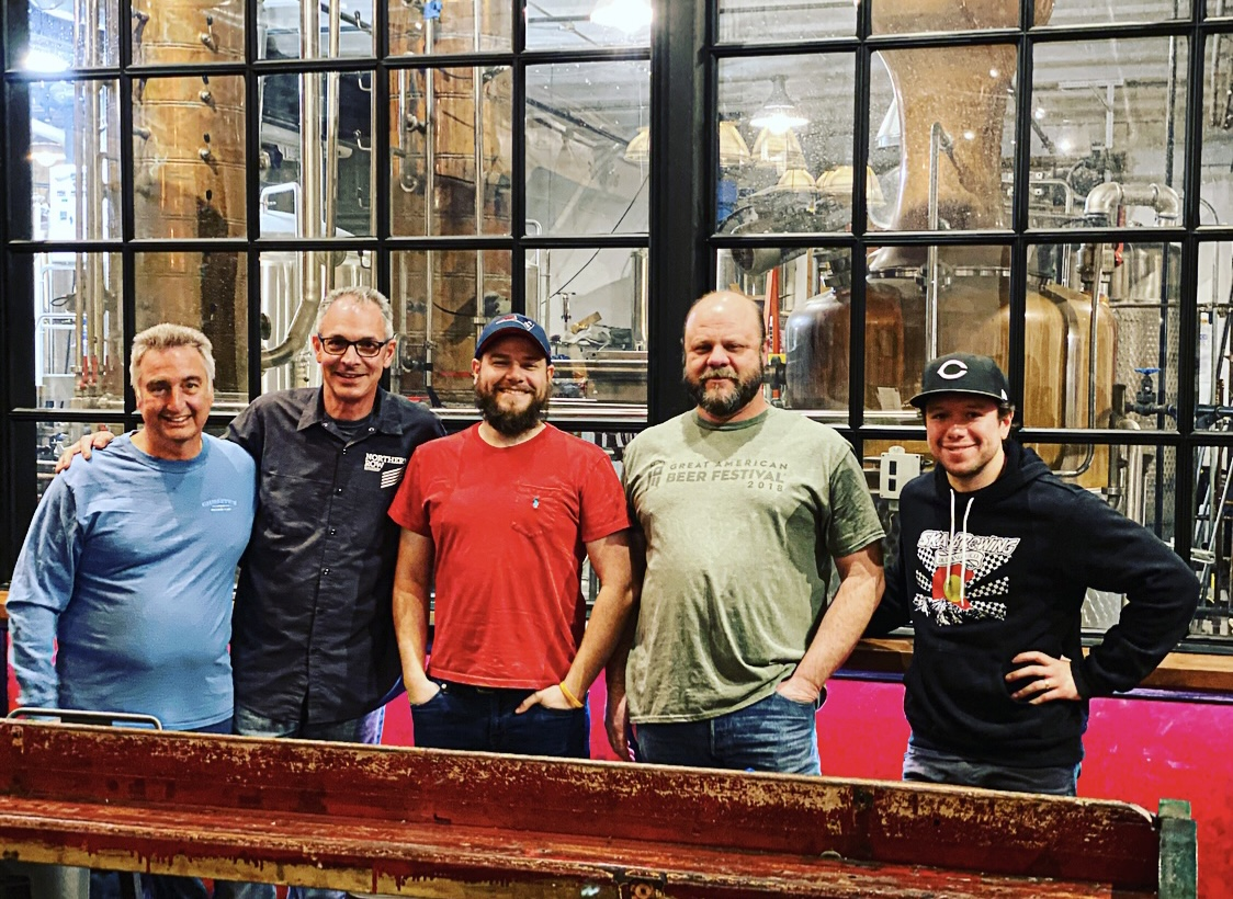David Berger Northern Row Brewery – Craft Beer Podcast Episode 123