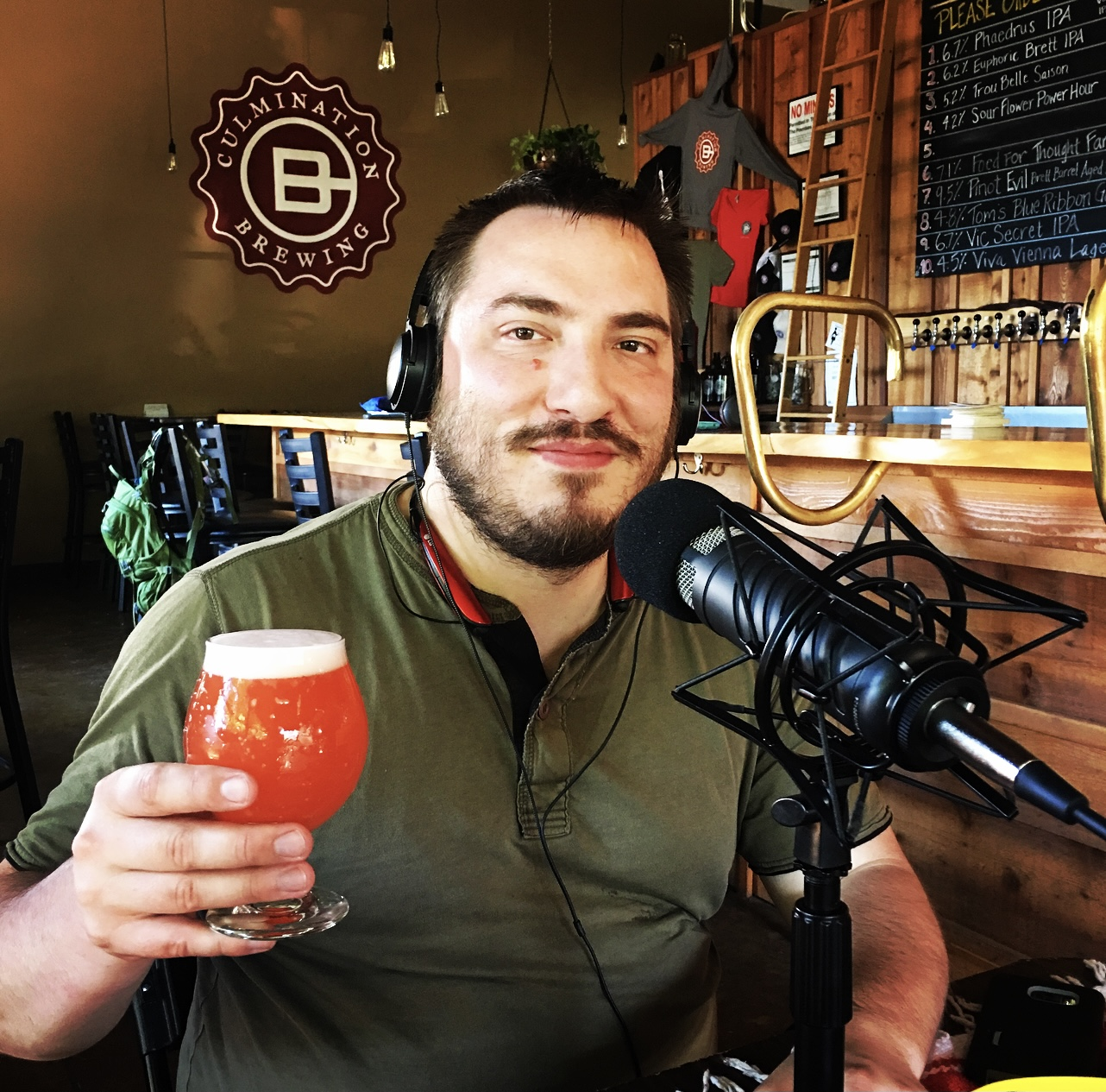 Portland Fruit Beer Festival with Ezra Johnson-Greenough Craft Beer Podcast Episode 2