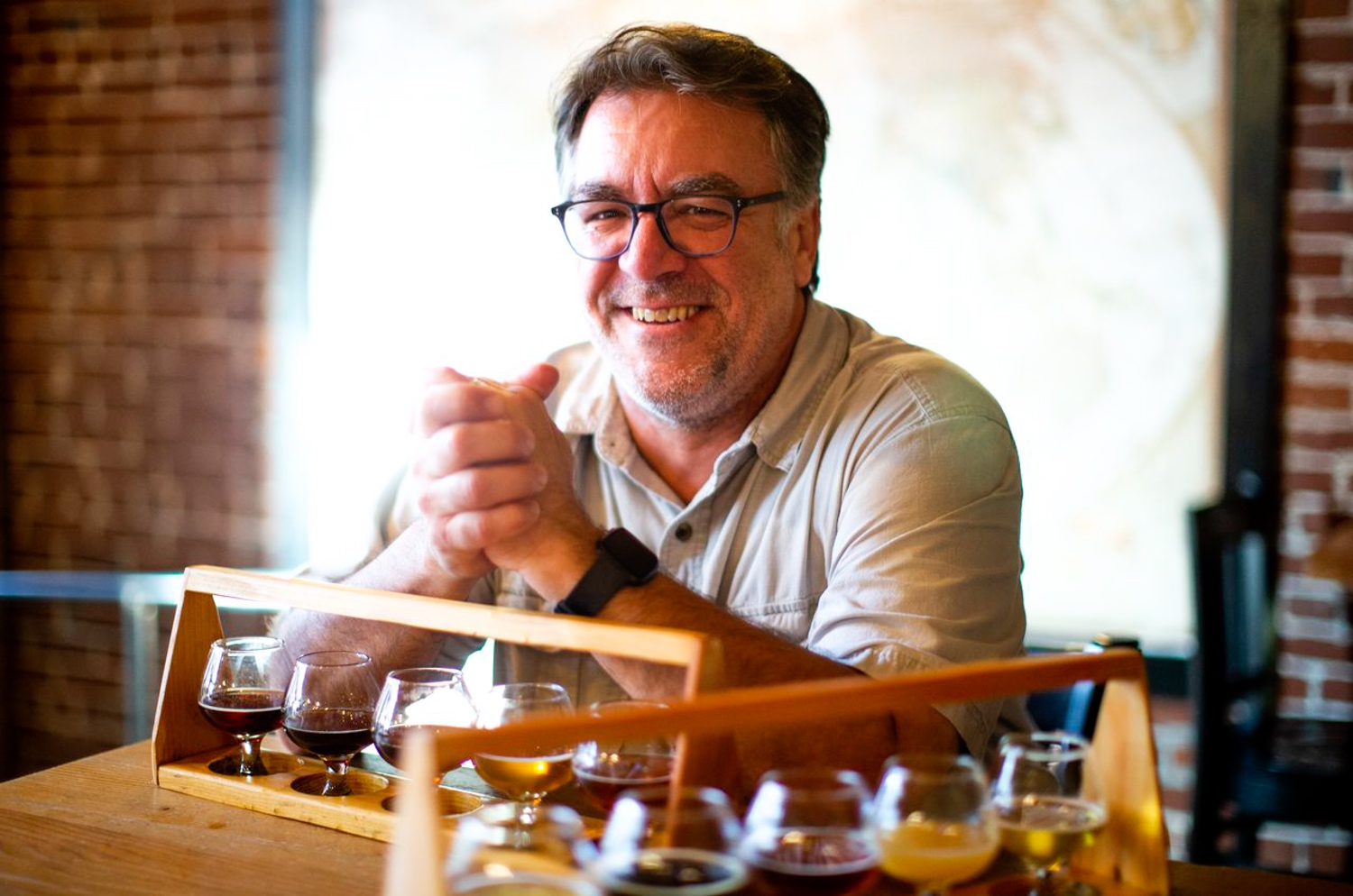 Andre Meunier March 2020 to March 2021 A Pandemic Year Review in Portland, Oregon Craft Beer – Craft Beer Podcast Episode 129 by Steven Shomler