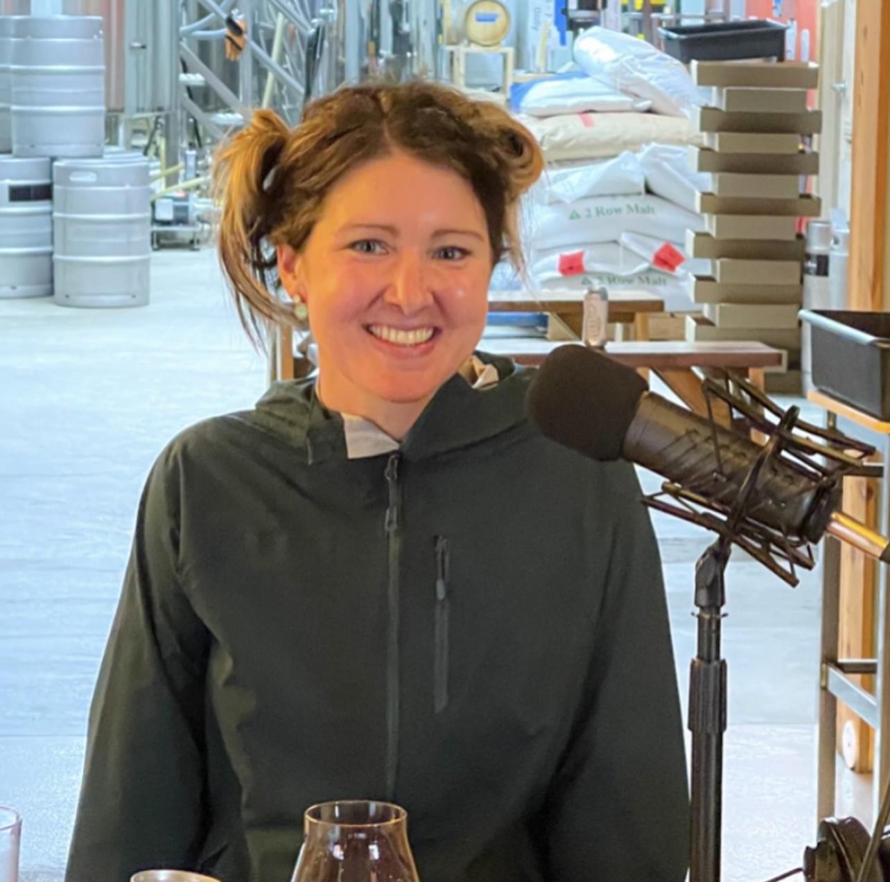 Sara Szymanski Threshold Brewing & Blending – Craft Beer Podcast Episode 130 by Steven Shomler