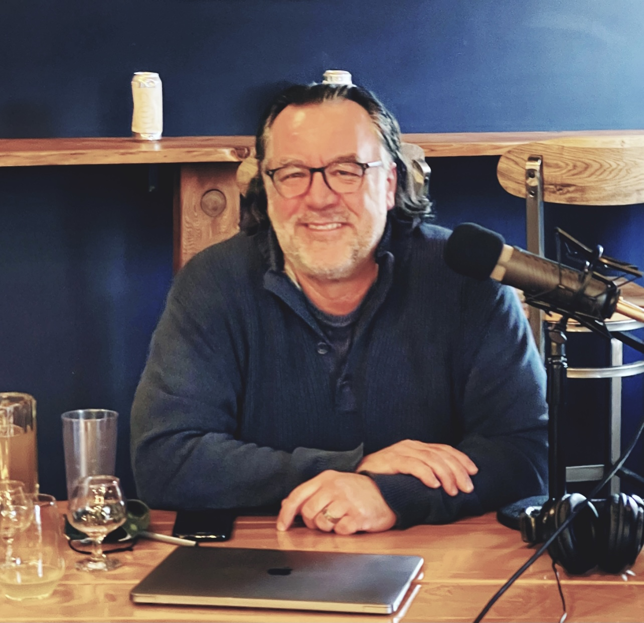 Andre Meunier March 2020 to March 2021 A Pandemic Year Review in Portland, Oregon Craft Beer – Craft Beer Podcast Episode 129 by Steven Shomler FINAL