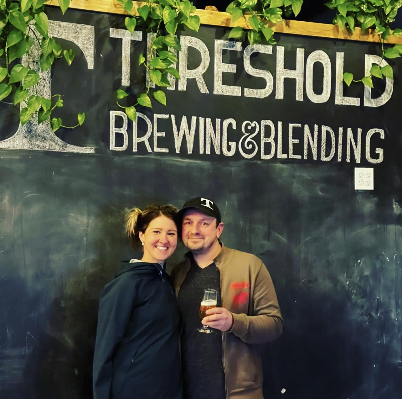 Jarek Szymanski Threshold Brewing & Blending – Craft Beer Podcast Episode 131 by Steven Shomler