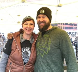Jana Daisy-Ensign Northwest Cider Association and Co-founder of Pomme Boots– Craft Beer Podcast Episode 135
