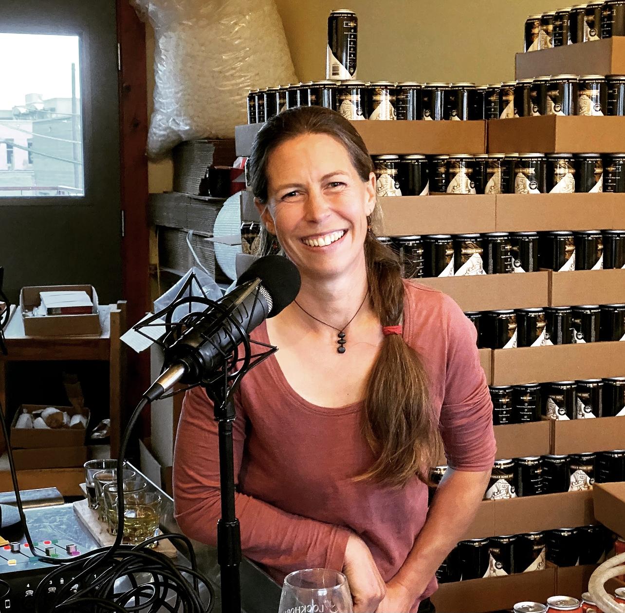 Anna Deal Lockhorn Cider – Craft Beer Podcast Episode 133 by Steven Shomler